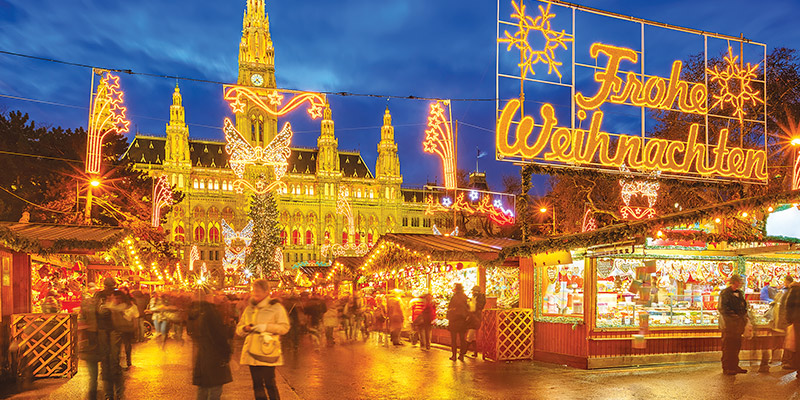 2017 Christmas Markets Cruises