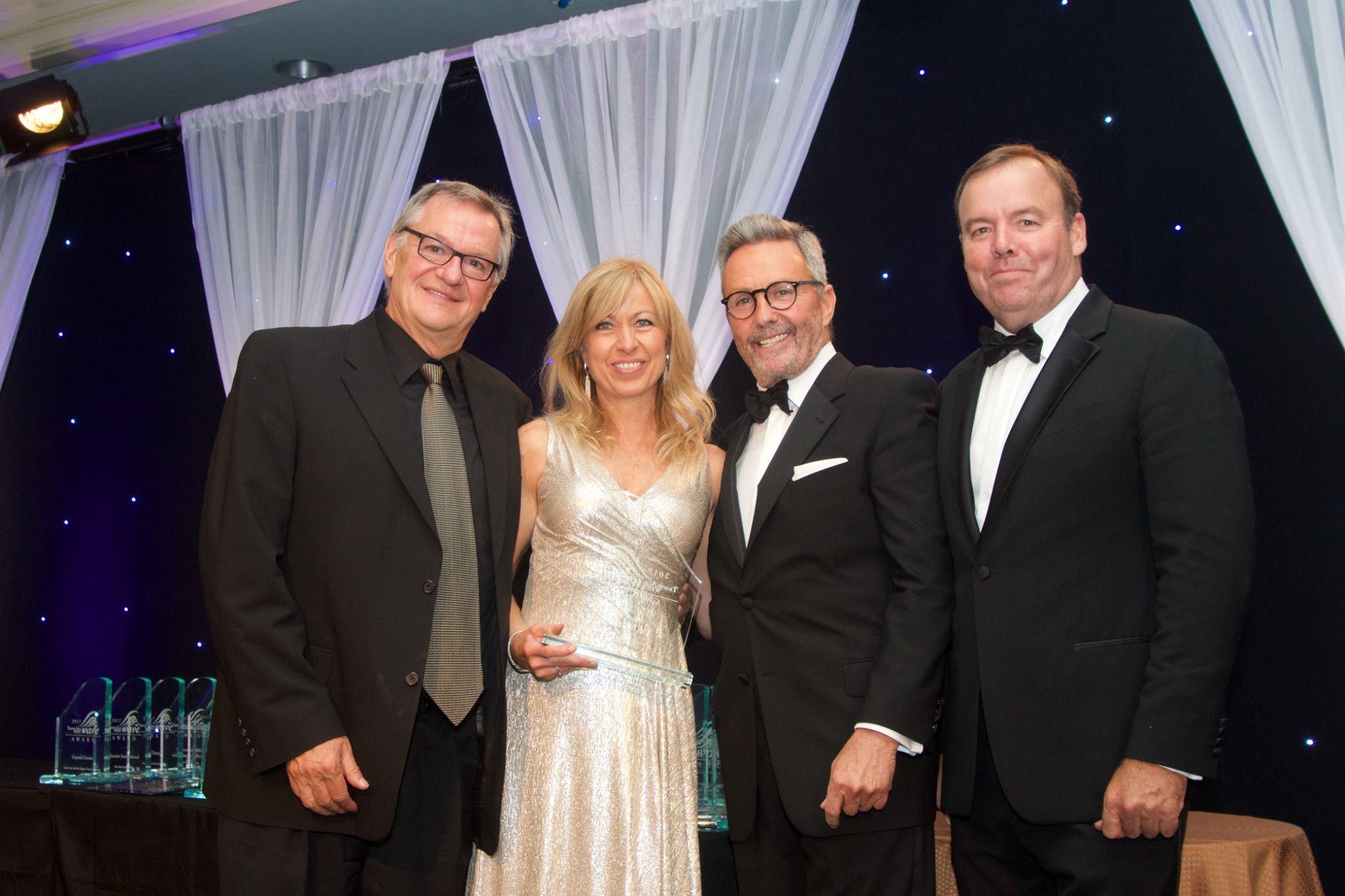 TravelAge West WAVE Awards
